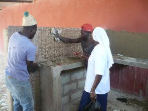 Formation maçonnerie Sénégal